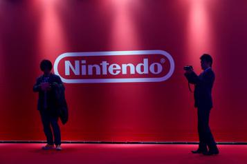 Nintendo garde le cap après un déclin sans surprise au premier trimestre)