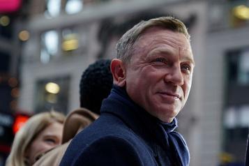 Daniel Craig n'aime pas le terme «Bond Girls»