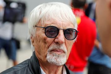 F1: Bernie Ecclestone va devenir père à 89 ans
