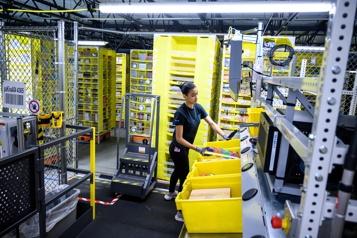 Accréditation syndicale Des employés d'Amazon en Alberta devraient voter sous peu)