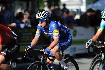 Remco Evenepoel remporte le Tour de Pologne, Hugo Houle 30e)
