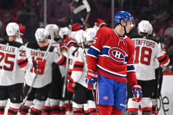 Canadien - Devils: notre couverture en direct à 19h