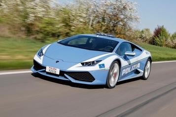 Livrer un rein en Lamborghini à une vitesse moyenne 230km/h )