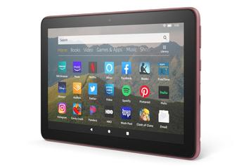 Testé: Fire HD 8, dans la cour d'Amazon à peu de frais)