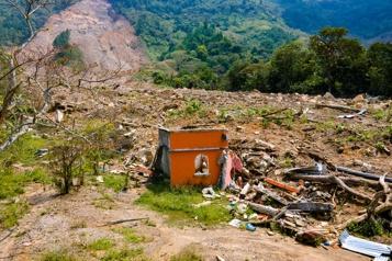 Le «Triangle Nord» de l'Amérique centrale: pauvres parmi les pauvres)