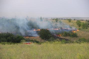 Feux de forêt en Sibérie: des villes russes étouffent sous la fumée)