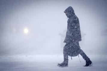 De la neige tardive dans certaines régions dès mercredi)
