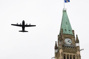 Les dépenses militaires canadiennes pas appelées à augmenter