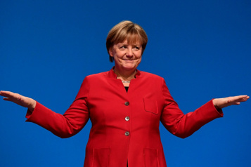 Angela Merkel, reine de la stabilité)