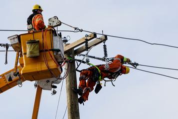 Fin des pannes d'électricité intermittentes dans le secteur de Lachute