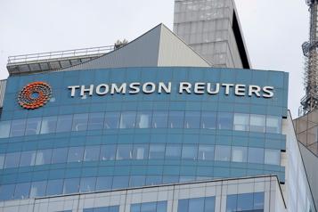 Un profit record de 1,07milliardUS pour Thomson Reuters)