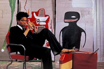 Exposition Basquiat et sa musique au MBAM en 2022)