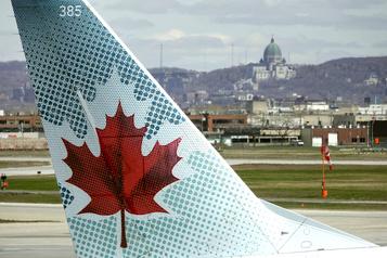 Air Canada accentue la pression sur Ottawa)