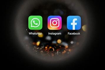 Les services de Facebook reviennent à la normale