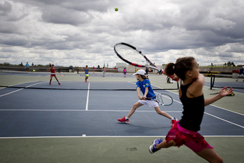 Réplique Jeunes et sport: une situation inquiétante)
