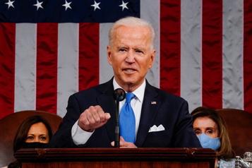 Biden expose son plan pour les familles)