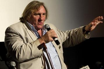 Gérard Depardieu sera le héros d'une série d'animation)