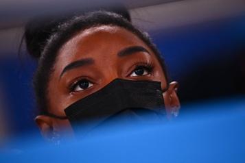 Gymnastique Simone Biles avoue être désormais en difficulté sur «tous les agrès»)