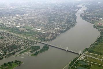 Le niveau de la rivière des Prairies sous observation