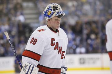 Les Leafs perdent contre leur gardien d'urgence, un conducteur de Zamboni