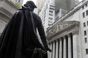 Wall Street termine en hausse)