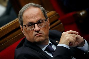 La Catalogne réclame des «négociations sans conditions», fin de non-recevoir de Madrid