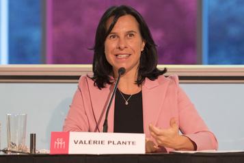Valérie Plante veut limiter l'impact de la COVID-19 sur les taxes municipales)