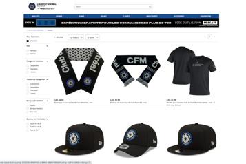 Club de Foot Montréal  La nouvelle collection critiquée, celle de l'Impact liquidée)