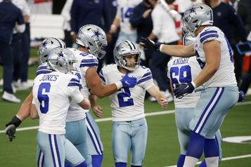 NFL Spectaculaire remontée des Cowboys pour battre les Falcons)