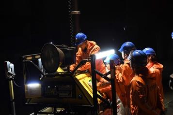 Chine: 22 manquants dans une explosion minière)