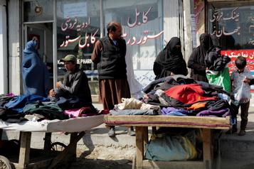 Décryptage Le dilemme: aider, sans reconnaître les talibans