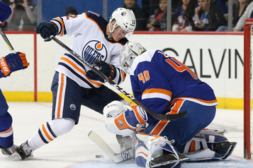 Oilers: Colby Cave repose toujours dans le coma