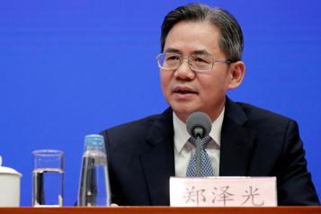 L'ambassadeur chinois interdit au Parlement britannique)