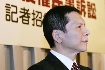 Risque à la sécurité nationale Taïwan refuse un visa à un magnat du cinéma hongkongais)
