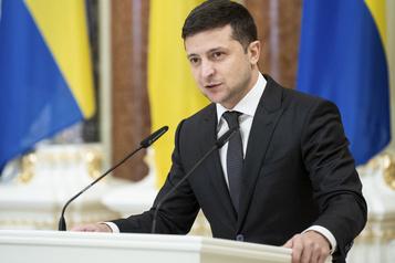 Accord de principe FMI-Ukraine sur un prêt de 5,5 milliards de dollars