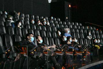 Réouverture des cinémas Entre joie, prudence et colère)