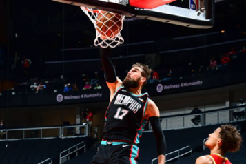 NBA Jonas Valanciunas serait échangé aux Pelicans)
