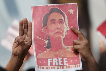 Birmanie Des affrontements entre l'armée et des miliciens font plusieurs morts )