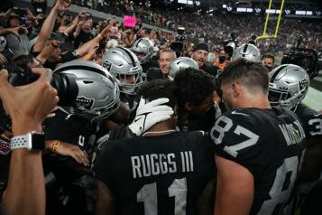 Les Raiders viennent à bout des Ravens en prolongation)