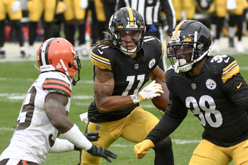 Les Steelers malmènent les Browns 38-7)