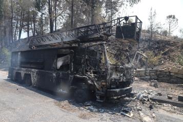 Trois morts dans des incendies de forêt dans le sud de la Turquie)