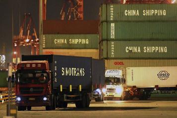 Planète économique La Chine redémarre (à vitesse grand V))