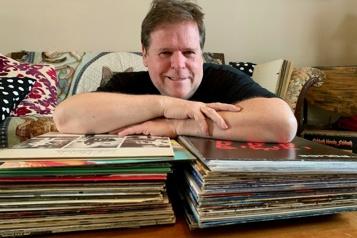Richard Z Sirois Ma vie en vinyles)