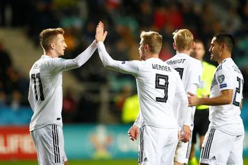 Euro 2020: Russie et Pologne qualifiés, Allemagne et Pays-Bas en bonne voie