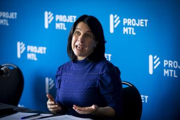Projet Montréal Un plan de sécurité publique de 110millions de dollars )