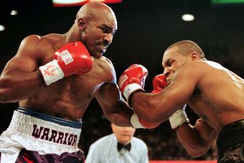 Boxe: Holyfield évoque des discussions avec Tyson pour un combat exhibition)