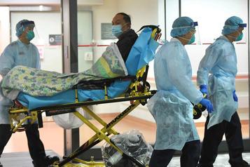 Coronavirus: cinq Québécois encore investigués