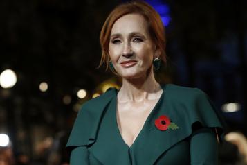 J.K. Rowling de retour en force avec un conte de Noël