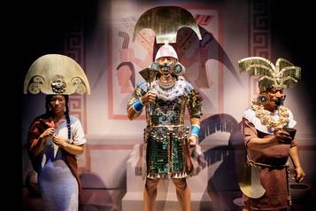 Les Incas… c'est le Pérou!: undéploiement passionnant etludique
