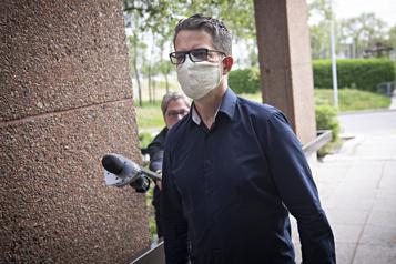 André Boisclair arrêté et accusé d'agression sexuelle)